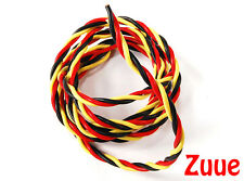1m of 22AWG Twisted Servo Wire