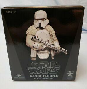 Gentle Giant Star Wars Solo Range Trooper 1:6 Scale Mini-Bust NEW