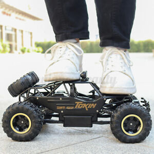 1/12 4WD RC Monster Truck Car Electric Off-Road Vehicle Remote Control Crawler