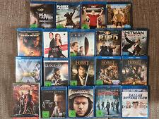 Blu Ray & DVD Sammlung / Paket (Fantasy / Action /Science Fiction / Komödie)