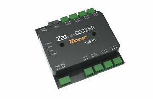 Roco 10836 Z21 switch DECODER für DCC NEU&OVP