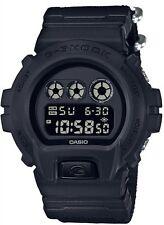 2016 NEW CASIO Watch G-SHOCK Military Black DW-6900BBN-1JF Men's