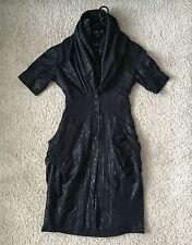 AllSaints Women's Cotton Cowl Neck Dresses