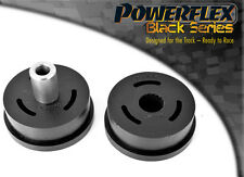 Powerflex Black Poly per PEUGEOT 206 Castello Motore Inferiore Posteriore Bush PFF50-420BLK