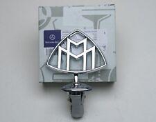 NEW Genuine Maybach W240 Mercedes Hood Ornament Emblem Maybach 57 62 Original