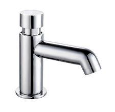 Selbstschließende Kaltwasser Armatur Waschtischarmatur Waschbecken mit Schlauch
