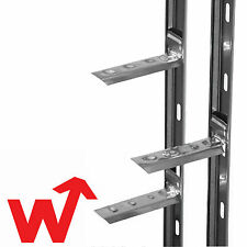 20x Catnic Stronghold Wall Starter Stainless Steel Kit 2.4M(With Ties & Fixings)