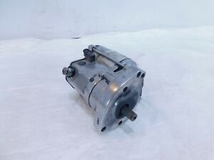 Indian Gilroy Scout Chief & Spirit Polished Engine Starter Motor 94-090