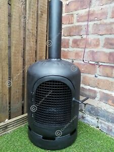 Gas Bottle Wood burner/Log Burner/ Chiminea/Patio heater/Garden/outdoor heater.