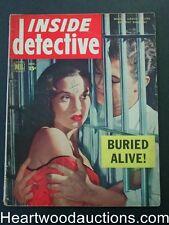 """""""Inside Detective"""" December 1950"""