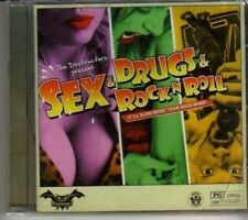 (DH47) The Destructors, Sex & Drugs & Rock n Roll - sealed CD