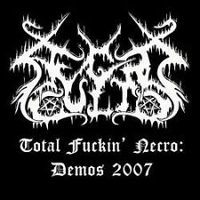 Necro Cult - Total F*ckin' Necro: Demo 2007 Black Metal