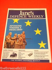 JANES DEFENCE WEEKLY - UNION ARMY - MARCH 27 1996 VOL 25 # 13