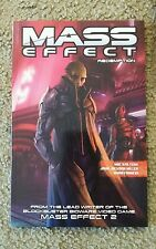 Mass Effect Redemption Comic Novel Book Loot Crate Exclusive Variant Cover