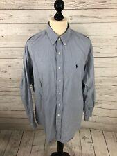 RALPH LAUREN BLAKE Shirt - Size XL - Check - Great Condition - Men's
