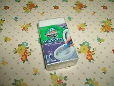 Rare Contemporary Japanese Scrubbing Bubbles Toilet Cleaner Advertising eraser