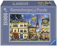 PUZZLE 18000 PIEZAS RAVENSBURGER 17829 PASEO NOCTURNO POR PARIS / 18000 PIEZAS