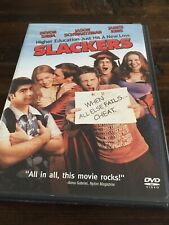 Slackers (Dvd, 2002) Devon Sawa Hassle Schwartzman James King