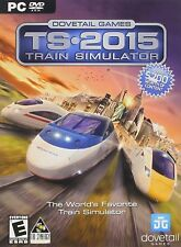Train Simulator 2015 (PC Games) - NEW™