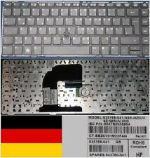 CLAVIER QWERTZ ALLEMAND HP EliteBook 8460P NSK-HZ0UV 9Z.N6RUV.00G 642760-041