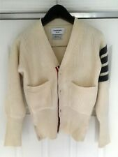 Thom Browne Hand framed in UK classic cardigan