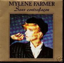 MYLENE FARMER 45 T FRANCE SANS CONTREFACON