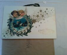 """Fleurship New Year Sign angels house Moonlight & Roses """"Angel Wreath New Years"""""""