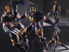 Marvel Play Arts Kai Wolverine Action Figurine Statue