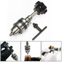 1.5-10 MM Manual Drilling Chuck Hand Twist Bit Drill Hole Model Punch DIY Tools
