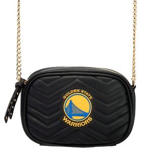 FISLL NBA Basketball Women's Golden State Warriors Crossbody Bag