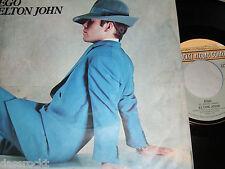 """7"""" - Elton John / Ego & Flintstone Boy - 1978 # 0783"""