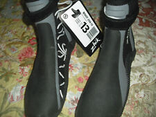 ZHIK-BOOT-, ZHIKGRIP BOOTS, NEW WITH TAGS, SIZE 13, BLACK