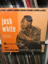 Josh White - Blues Singer And Balladeer  Portraits In Blues French Import sealed