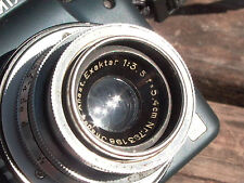 Ihagee Jos. Schneider Ana Exaktar 5.4cm F3.5 1936 Kine Exakta SONY Nex m4/3