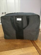 Issey Miyake L'eau D'issey Pour Homme Grey Small Carry on Weekend / Travel Bag