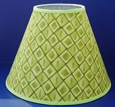 Green Diamond Lamp Shade Handmade Lampshade