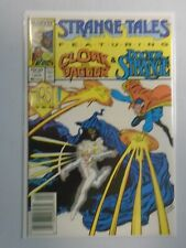 Strange Tales #1 Newsstand edition 8.0 VF (1987 2nd Series)