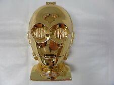STAR WARS GALOOB C-3PO HEAD CANTINA MICRO MACHINES TRANSFORMING PLAYSET TOY