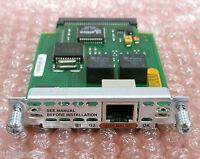 CISCO PORT ISDN BRI S/T INTERFACE CARD 800-01833-05