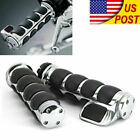 "1"" Motorcycle Handle Bar Hand Grips For Honda Shadow ACE Aero Spirit VT 750 1100"