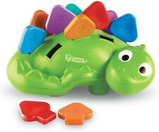 Learning Resources Steggy The Fine Motor Dinosaur Toy (Read Description)