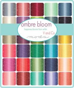 Ombre Bloom V&Co. Half Yards - Moda Quilting Cotton Fabric