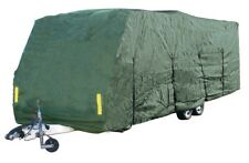 Swift Silhouette Caravan Cover All Season 4-Ply Breathable Waterproof 17-19ft