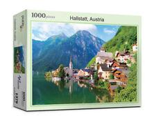 1000Piece Jigsaw Puzzle Hallstatt Austria Hobby Home Decoration DIY