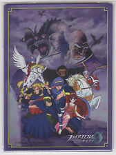 Fire Emblem 0 Cipher Promo Sleeve 4 Mystery of the Emblem Pack (5) 67 x 92 mm