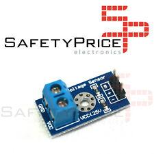 Module Tension Shield Capteur Tension Arduino Electronique Sp