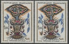 """FRANCE TIMBRE N° 1493 """" TAPISSERIE LURCAT VARIETE COULEUR """" NEUFS xx TTB K120a"""