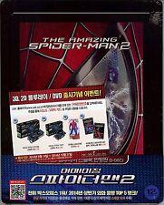The Amazing Spider-Man 2 Ltd. Edition Embossed SteelBook (Region A, B & C Korea)