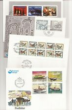 Faroe Islands(Foroyar)- 37 covers/cards ( 1990s)