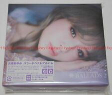 Hamasaki Ayumi A BALLADS 2 First Limited Edition 2 CD Blu-ray Japan AVCD-96670